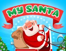 Santa – Christmas Tamagotchi